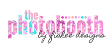 The Photo Booth by Fishee Designs Logo