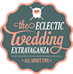 The Eclectic Wedding Extravaganza Sticky Logo
