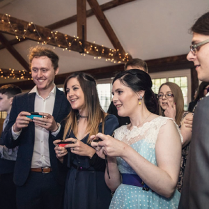 Gaming 4 Weddings