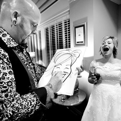The Wedding Artist