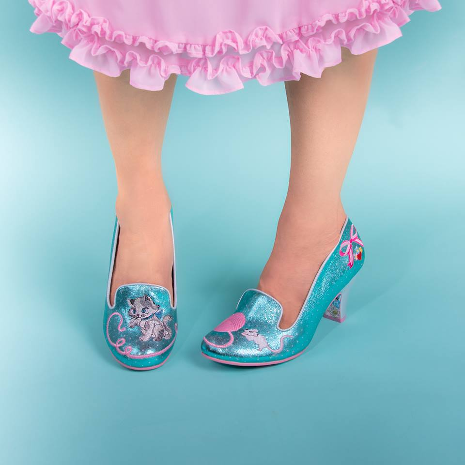 96dcc6694d3 Hey flockers we ve got a treat for your feet from the quirky world of  Irregular Choice Midlands! Irregular Choice was created by Dan Sullivan in  1999 as a ...